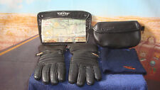 GLOVES Motorcycle Insulated COLD WEATHER Thermal T-Bag Harley HEADBAND POUCH K6
