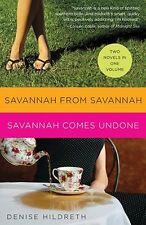 Savannah from Savannah/Savannah Comes Undone by Denise Hildreth