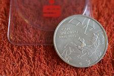 10-Euro-Gedenkmünzen der BRD aus Silber mit berühmter Persönlichkeit