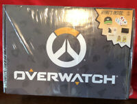 Free Shipping CultureFly NEW Overwatch Collectors Gift Box BRAND NEW B3
