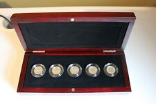 Canada Fine Silver 5 Coin Set - Farewell to the Penny