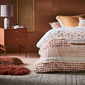 Rebecca Judd Loves Cantina Nude Quilt Cover Single