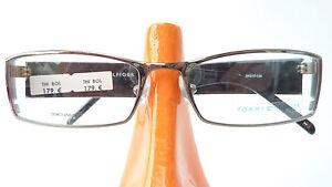 Designer Brille Damengestell breite Bügel Strassdecor Tommy Hilfiger schmal Gr S