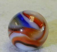 #10573m Vintage Peltier NLR Liberty Marble .61 Inches *Mint*