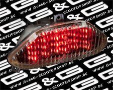 LED Luz De La Cola Luz Trasera CE Suzuki GSF 600/1200 Bandit