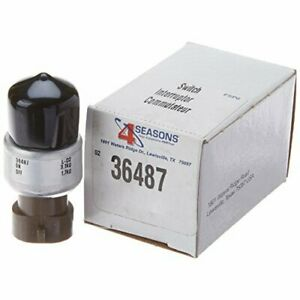 Four Seasons 36487 System Mounted Cycling Pressure Switch with Gaskets & O-rings