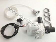 Complete Set power drain/ discharge pump motor for pedicure spa chair nail salon