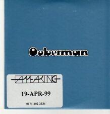 (BC641) Ooberman, Blossoms Falling - 1999 DJ CD