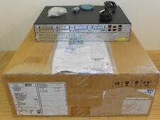 NEU Cisco 2911-SEC/K9 Integrated Services Gigabit Router ISR2  NEW OPEN BOX
