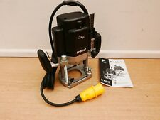 TREND T10E 2000WATT PLUNGE ROUTER BODY ONLY IDEAL FOR TABLE MOUNTING 110V