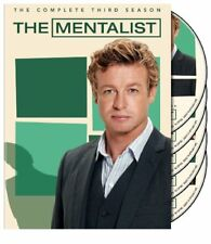 The Mentalist: The Complete Third Season (DVD,2011)