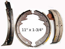 NOS FOMOCO Ford Premium Rivited Brake Shoes 283R for Ford Bronco F100 P100 REAR