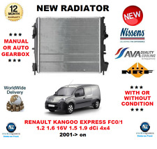 FOR RENAULT KANGOO EXPRESS FC0/1 1.2 1.6 16V 1.5 1.9 dCi 4x4 2001-> NEW RADIATOR