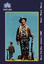 q LA FORTEZZA 54 mm - Billy The Kid (1880) STO-453