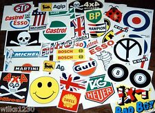 30 secondes Decal Sticker Bombardement soap-box panier vélo scooter VW Voiture Dub Jdm HONDA