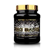 BIG BANG 3.0 SCITEC PRE ALLENAMENTO CON OLTRE 54 INGREDIENTI 825 GRAMMI
