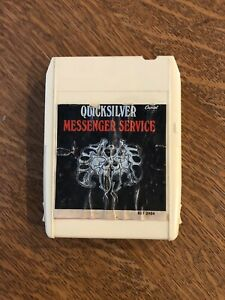 """QUICKSILVER MESSENGER SERVICE - """"Self Titled"""" 8Track. NEW FOIL/PAD. PLAY TESTED"""