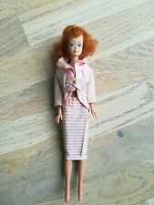 Barbie vintage Midge, rothaarig, Jacke fashion lancheon, 60er