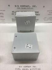 Hoffman A1212CHFL 12X12X6 Quarter Turn JIC Box