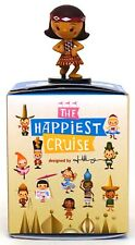 New Disney Small World The Happiest Cruise Mystery Vinyl Figure Polynesian Girl