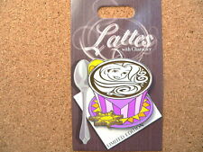 Rapunzel Disney Pin - POTM Latte from Finding Nemo Limited Edition / LE 3000