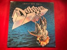 W-47 DOKKEN Tooth And Nail .....1984 ..... 60376-1 .... ELEKTRA RECORDS