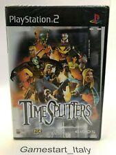TIMESPLITTERS - SONY PS2 - GIOCO NUOVO SIGILLATO PAL - NEW SEALED TIME SPLITTERS