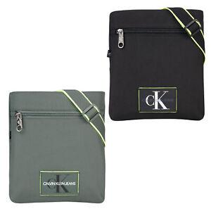 Calvin Klein Mens Micro Flatpack Bag