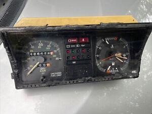 VW Rabbit GTI Gauge Instrument Cluster - Volkswagen MK1 Gas