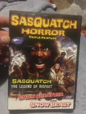Sasquatch Horror Collection (DVD, 2005)