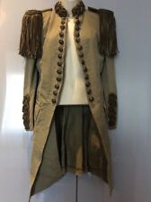 Women's Balmain Chain-epaulet cotton jacket size 40