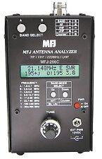 MFJ-266C HF/VHF/220/UHF Antenna Analyzer