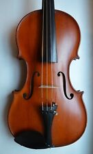 Very good French Mirecourt violin  c1890! Video!