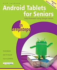 Android Tablets for Seniors in Easy Steps by Nick Vandome