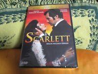 "COFFRET 2 DVD NEUF ""SCARLETT - L'INTEGRALE"" Timothy DALTON Joanne WHALLEY-KILMER"