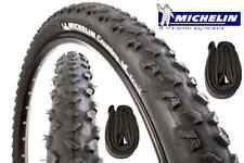 2 Pneus Mountain Bike +2 Inner Tubes Michelin Country Trail 26 x 2.00 MTB New