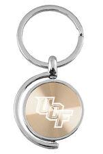 University of Central Florida - Spinner Keytag - Gold
