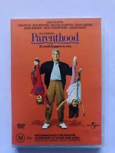Parenthood (1989, Region 4 DVD, Steve Martin, Keanu Reeves, Diane Wiest)