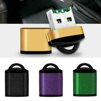 Mini High Speed USB 2.0 Port Micro SD SDXC TF Memory Card Reader Adapter Su X9X7