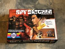 1975 VINTAGE CHAD VALLEY SPY CATCHER THE MOVING TARGET SHOOTING GAME