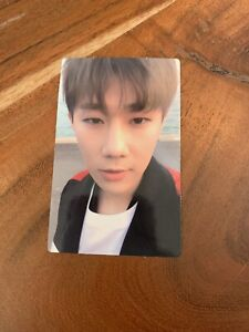 INFINITE Sungkyu 10 Stories Official Photocard
