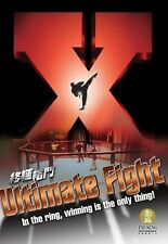 Ultimate Fight (DVD, 2006) NEW SEALED