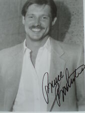 Bruce Boxleitner hand signed autographed  8x10 photo