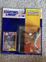 1994 Kenner Starting Lineup SLU  Mo Vaughn Boston Red Sox