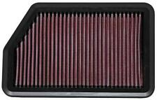 K&N Hi-Flow Performance Air Filter 33-2451 fits Hyundai i30 1.6 (FD)