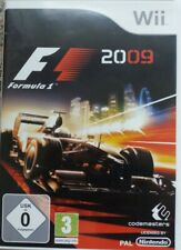 Formula 1 (F1) 2009 Wii - Free Delivery