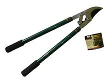 "Telescoping Bypass Lopping Shears 26"" to 37-1/2"" cushion grips telescope cutters"