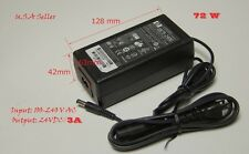 100-240VAC to DC 24V/3 A 72W Switch Power Supply. New.
