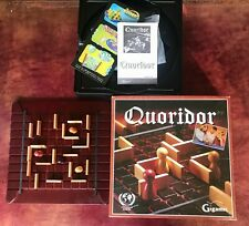 QUORIDOR AMAZING MAZE Strategic Educational Game Gigamic Games VGC