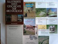 10 Bücher über Archäologie, Römer, Bibelhistorie und Geschichte